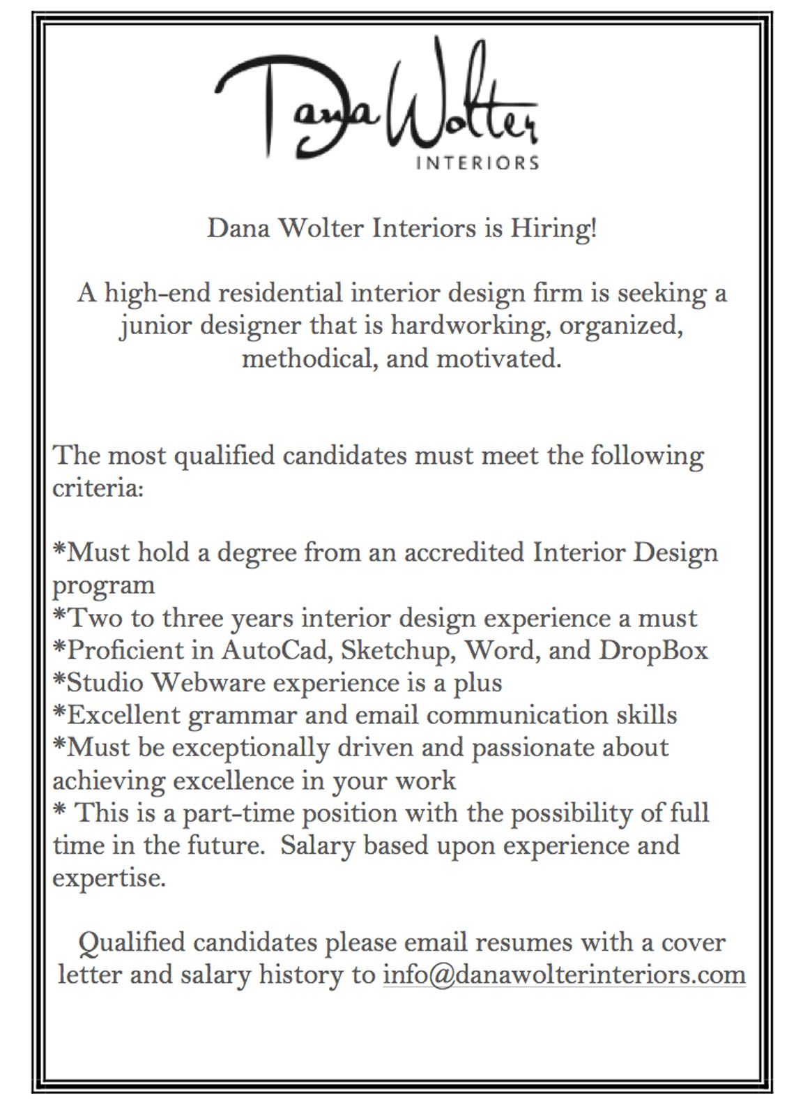 Blog page 9 of 25 dana wolter interiorsdana wolter for Interior design hiring agency