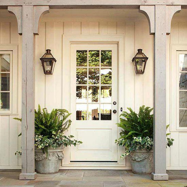 Front Door Entry Ways: Who Doesn't Love A Beautiful Door?