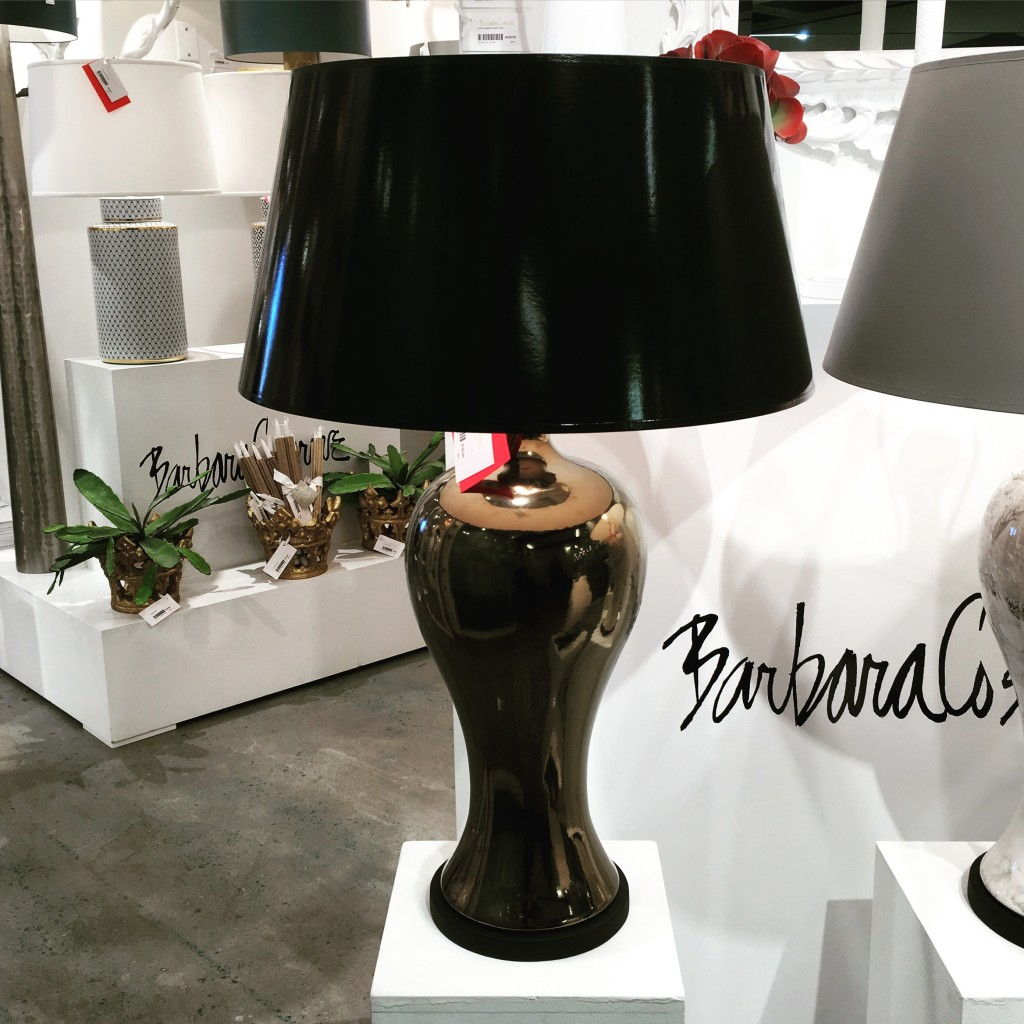 Barbara Cosgrove lamps