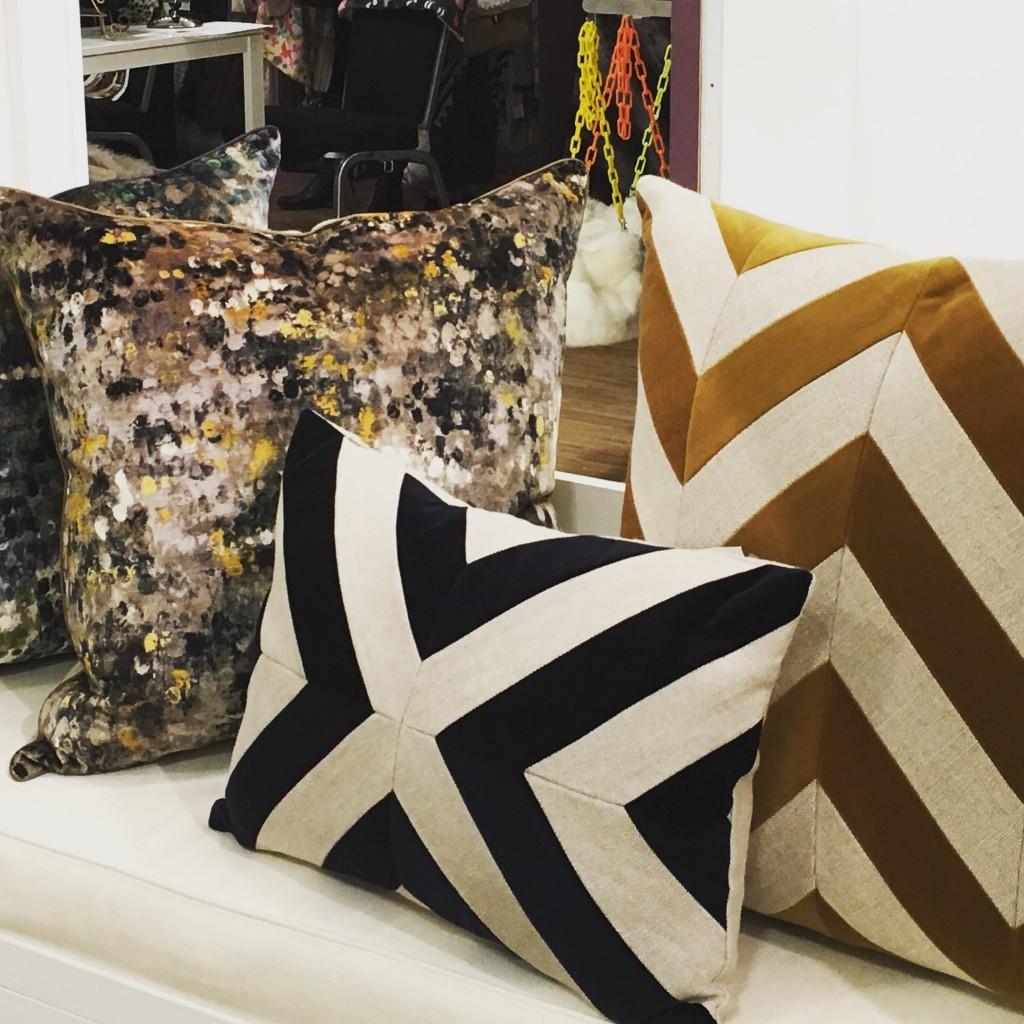 Ryan Studio Pillows