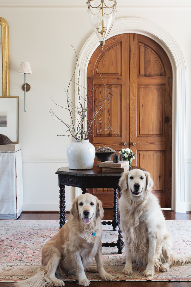 Look At The Gorgeous Doors, And The Dogs Are Pretty Cute, Too. Dana Wolter  Interiors, Graham Yelton Photography Pictures Gallery