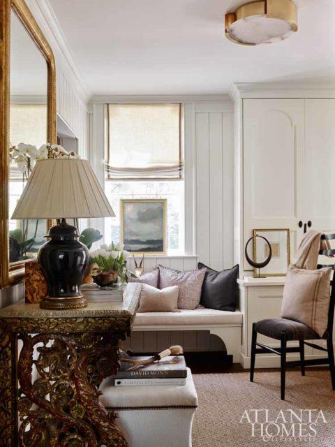 Dana Wolter Interiors, Mudroom Interior Design