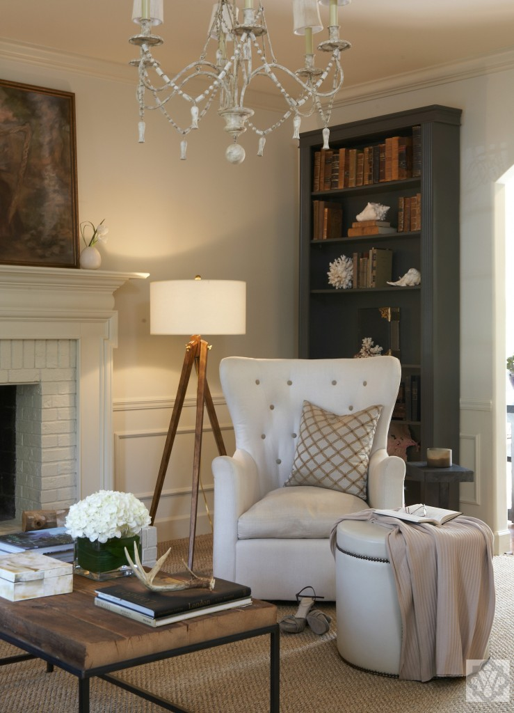 Dana Wolter Interiors. Photo by Jean Allsopp