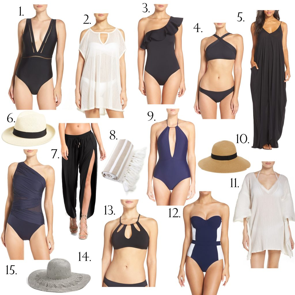 87710054f48b Image by Dana Wolter Interiors. 1 Ted Baker Plunge One Piece Swimsuit ...