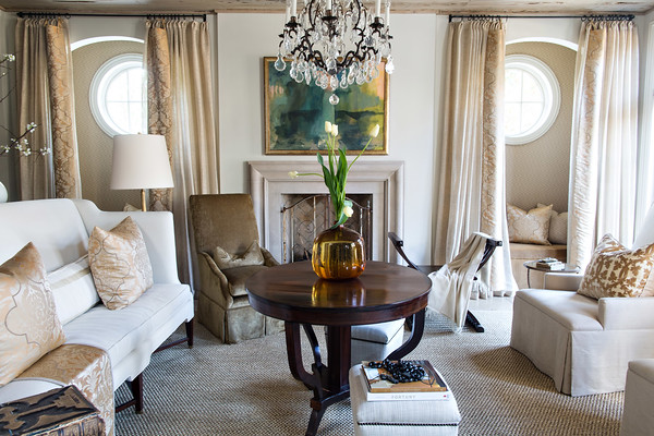 Merveilleux A Rosary Given By A Special Friend Is Incorporated Into My Living Room  Decor. Dana Wolter Interiors, Graham Yelton Photography